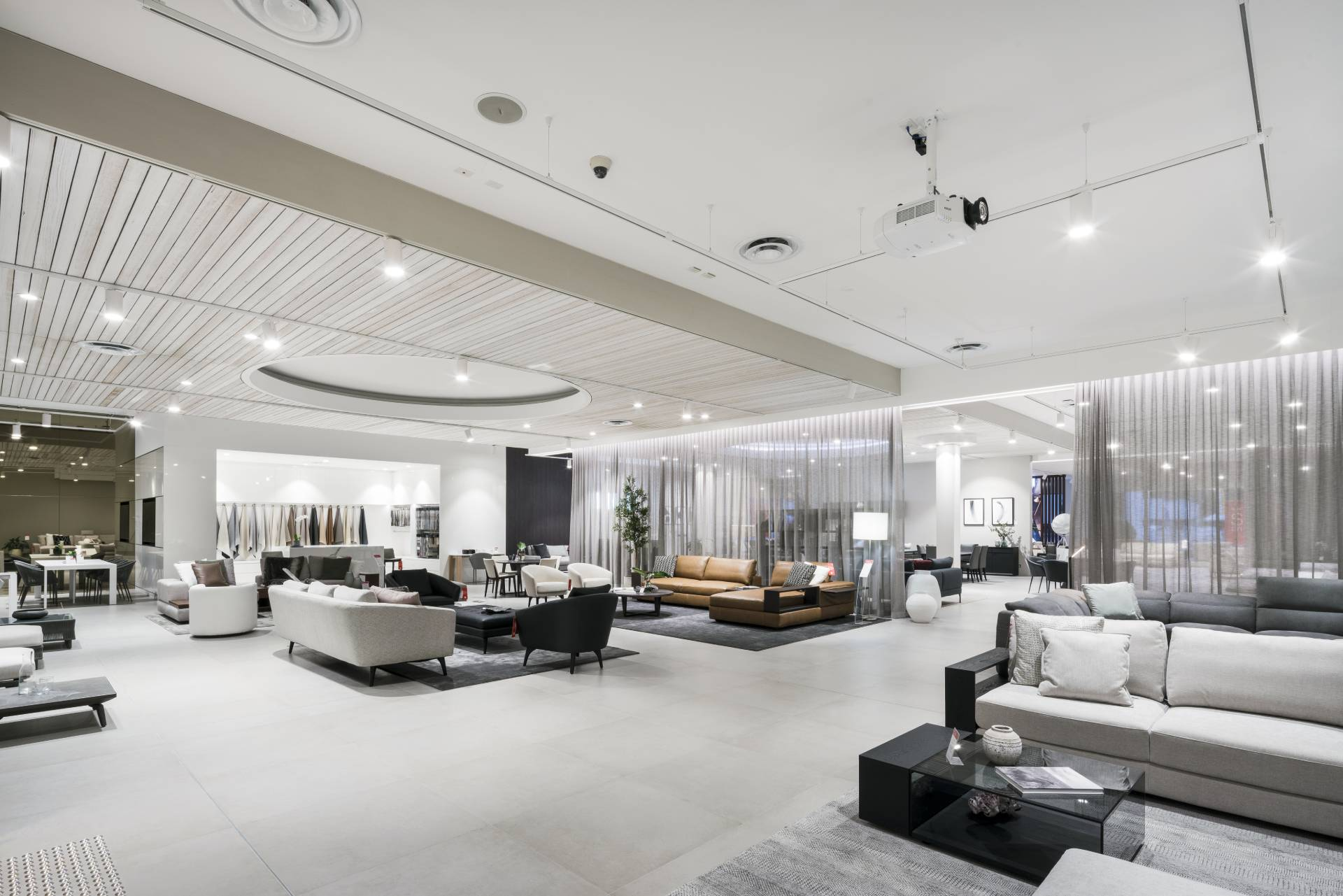King Living Southport store design